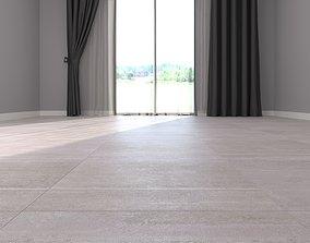 Floor Hangar Ash 60x60 3D