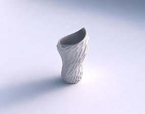 3D print model Vase vortex smooth with bubbles