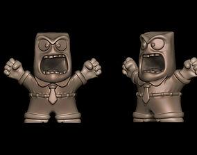 Anger - InsideOut 3D printable model