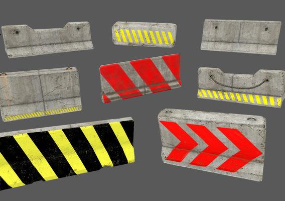 barrier set