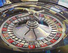 3D model Roulette c1