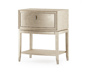 3D model Nightstand CARACOLE SHINING STAR
