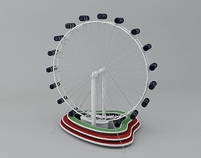 3D model Flyer Singapore