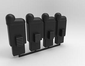 3D print model Swiss arms uzi - BB followers