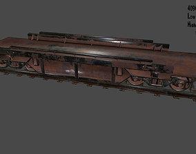 3D asset Train