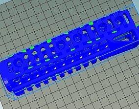 Tactical weapon part 3D printable model