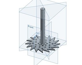 Guacamolera 3D print model