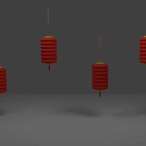 Lunar day lanterns