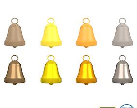 Bell V1 Pack 01 3D asset
