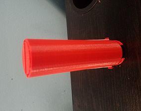 3D print model Quarter Holder