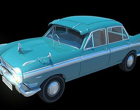 3D car austin cambridge