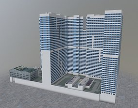 Moscow Avenue 77 3D asset