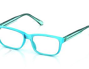Eyeglass for Men 3D print model sunglass