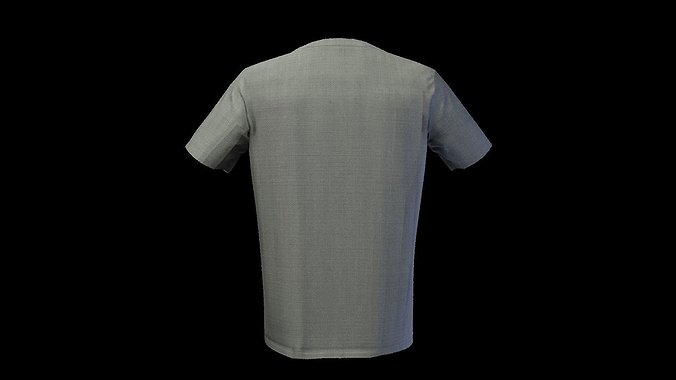 male-t-shirt-low-poly-game-ready-3dshirt