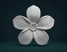 3D printable model Flower I