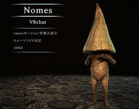 nomes 3D model