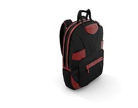 Bagpack 3D model