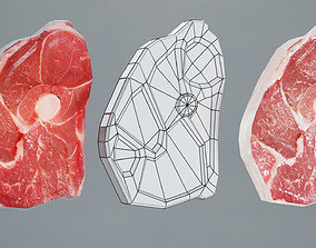 3D model Beef Piece