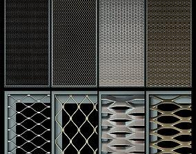 security 3D Metall panel