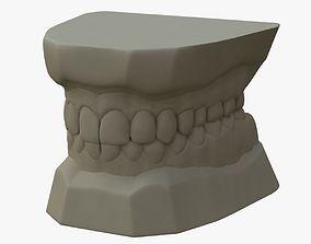 3D model Teeth Mold