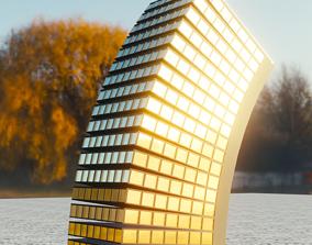 Flexible Building 3D model