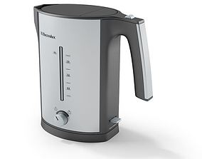 3D Electric Water Kettle