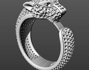 3D print model Carte Cat ring