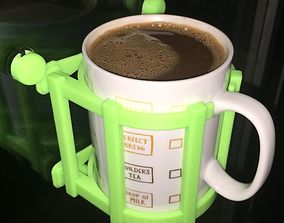 3D print model The CoffeeBath