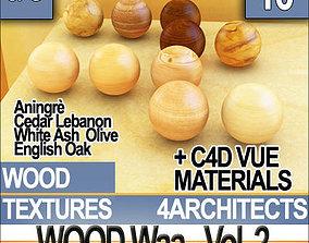 Wood and Materials Vol 2 3D model