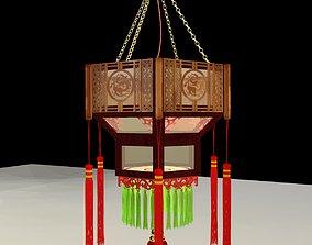 3D Chinese Palace Lantern hanging