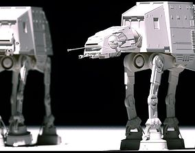 3D model AT-AT ALL TERRAIN ARMORED TRANSPORT