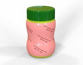 Medicine Bottle 3D print model