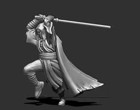 jedi Sith Lord 3D print model