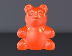 3D Gummy Bear - Jelly