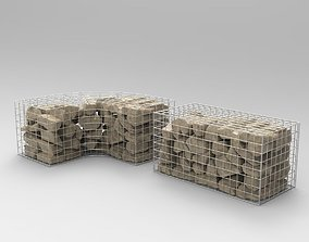 3D Gabions - two types