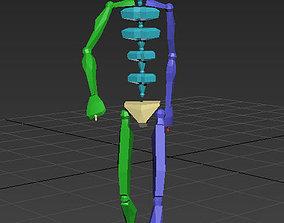 catwalk man 4 3D model