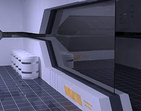 3D model laboratory Laboratory
