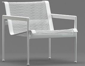 3D Hive Modern Richard Schultz 1966 Lounge Chair