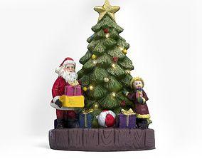 present Christmas Tree 3D print model