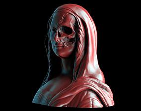 3D print model Monalisa Ripped face
