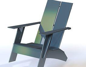 chair ADIRONDACK CHAIR 3D model