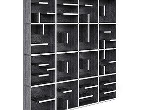 Book case 3D