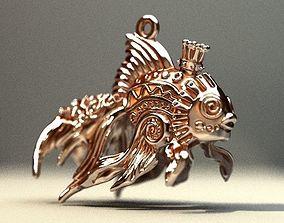 Goldfish 3D print model