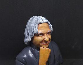 APJ Abdul Kalam Sir 3dmodel 3D printable model