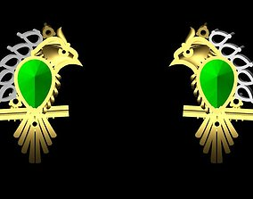 jewelry 3D printable model Diamond Tops