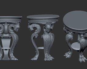 3D printable model Coffee table
