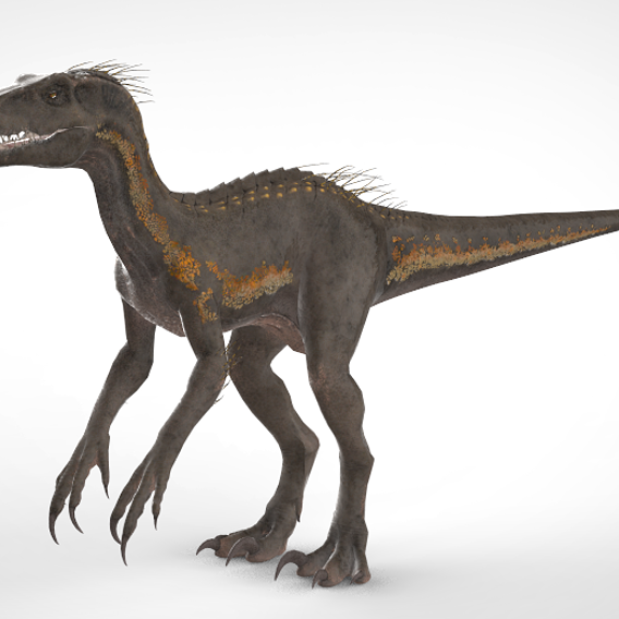 Indoraptor Model