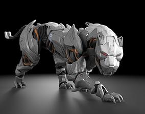 3D Mecha Panther