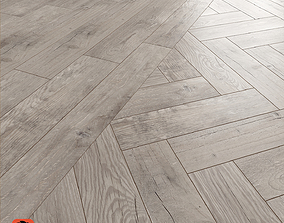 3D model Timber dust Floor Tile