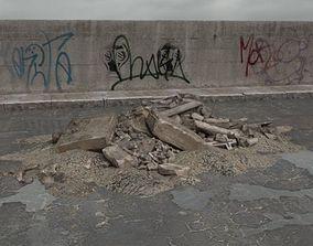 3D model rubble 059 am165